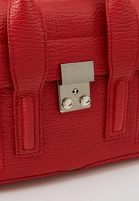 3.1 Phillip Lim - PASHLI MINI SATCHEL - Across body bag - red