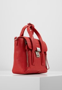 3.1 Phillip Lim - PASHLI MINI SATCHEL - Across body bag - red - 3