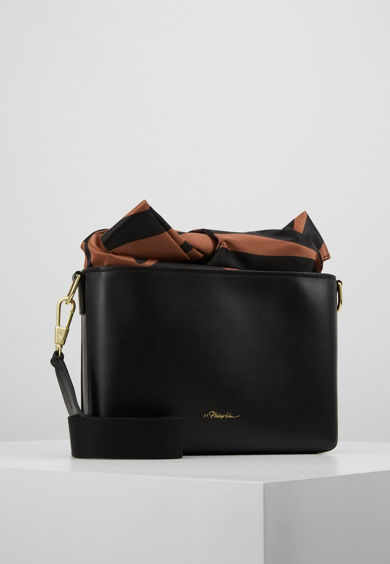 3.1 Phillip Lim - CLAIRE CROSSBODY  - Borsa a mano - black multi