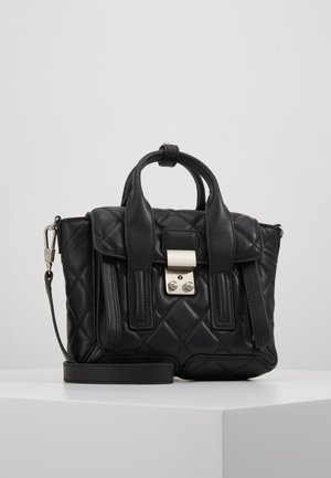 PASHLI MINI SATCHEL - Torebka - black