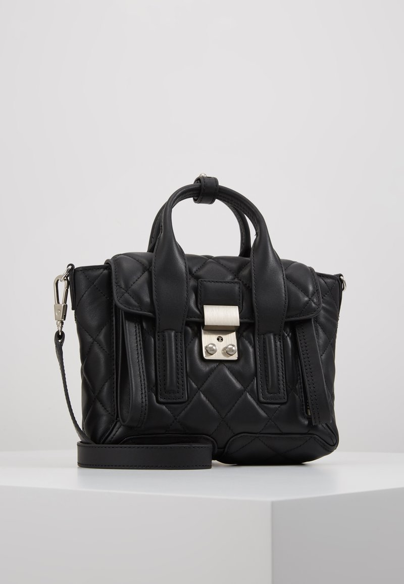 3.1 Phillip Lim - PASHLI MINI SATCHEL - Handbag - black