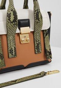 3.1 Phillip Lim - PASHLI MINI SATCHEL - Handbag - green/multi - 6