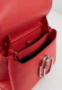 3.1 Phillip Lim - ALIX MINI TOP HANDLE SATCHEL - Handbag - red - 4