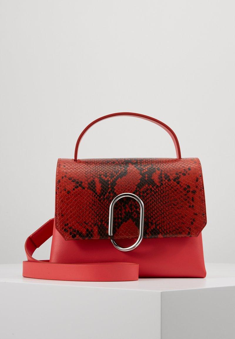 3.1 Phillip Lim - ALIX MINI TOP HANDLE SATCHEL - Handbag - red