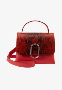 3.1 Phillip Lim - ALIX MINI TOP HANDLE SATCHEL - Handbag - red - 5