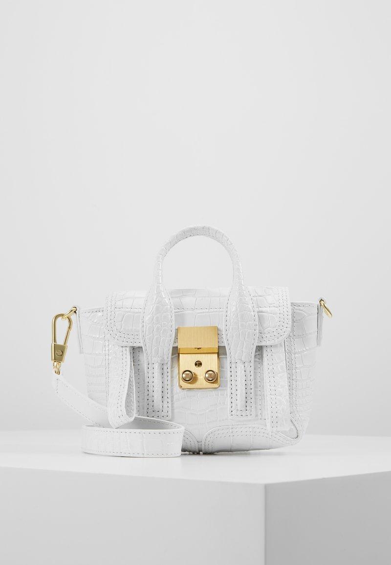 3.1 Phillip Lim - PASHLI NANO SATCHEL - Across body bag - ant. white