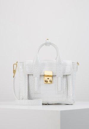 PASHLI MINI SATCHEL - Handbag - white