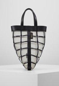 3.1 Phillip Lim - BILLIE MINI TWISTED CAGE TOTE - Tote bag - black - 5