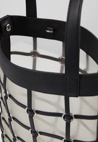 3.1 Phillip Lim - BILLIE MINI TWISTED CAGE TOTE - Tote bag - black - 4