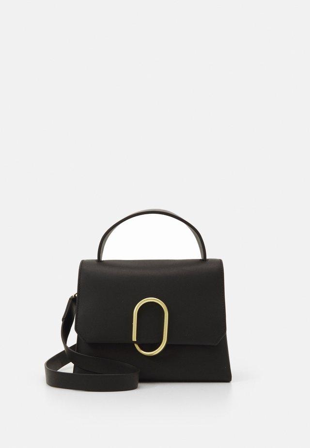 ALIX MINI TOP HANDLE SATCHEL - Handbag - black