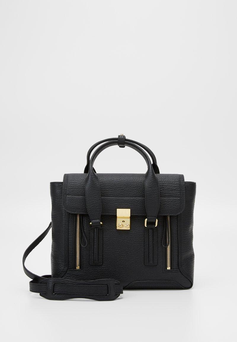3.1 Phillip Lim - PASHLI MEDIUM SATCHEL - Handbag - black
