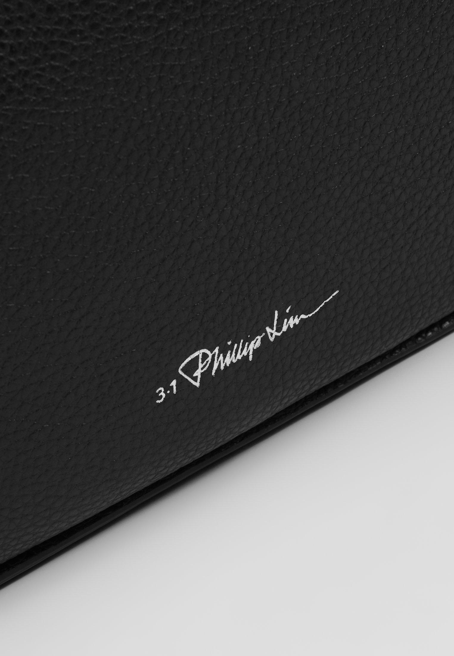3.1 Phillip Lim DIEGO CAMERA BAG - Axelremsväska - black