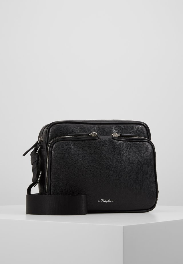 DIEGO CAMERA BAG - Across body bag - black