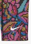 Nike Performance - ALL IN CAPRI FEMME - Urheilucaprit - black/white