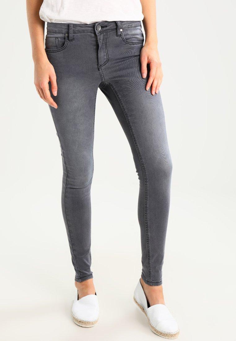 Kaffe - GRACE  - Jeans Skinny Fit - dark grey