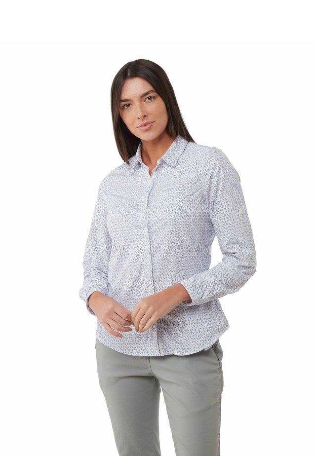 NOSILIFE - Button-down blouse - blue