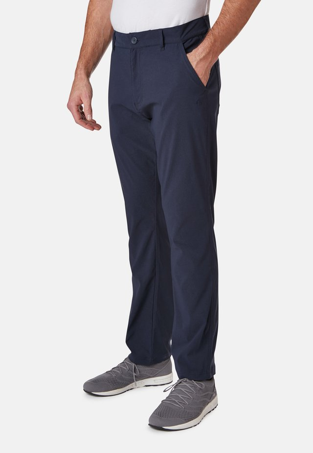 NOSILIFE SANTOS - Trousers - blue navy