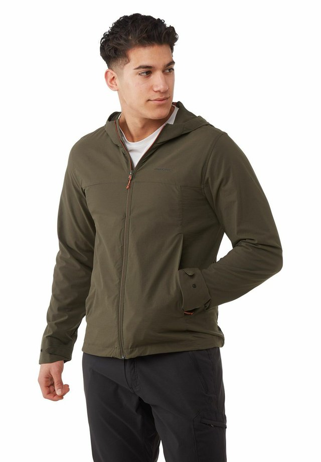 Outdoor jacket - woodlandgrn