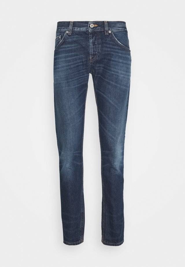 PANTALONE - Jeans slim fit - dark-blue denim