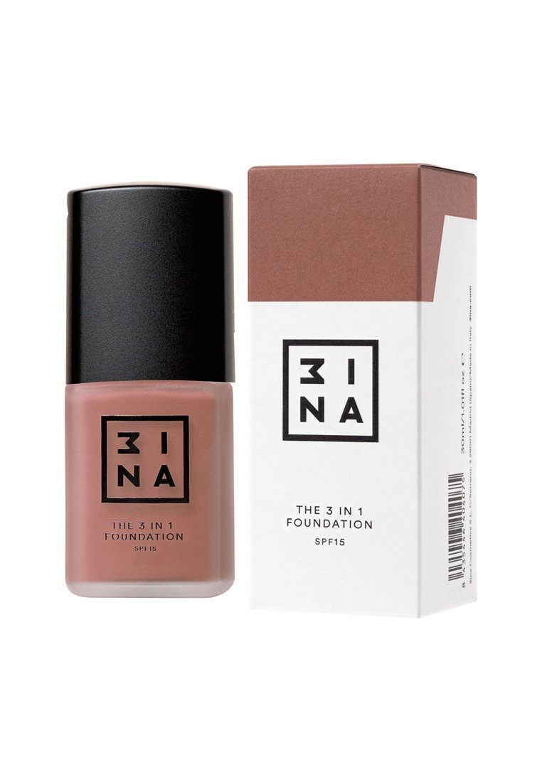 3ina 3 IN 1 FOUNDATION - Foundation - 222 tan