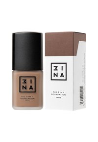3ina - 3 IN 1 FOUNDATION - Foundation - 217brown - 1