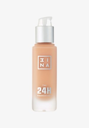 3INA MAKEUP THE 24H FOUNDATION - Fond de teint - 609 natural beige