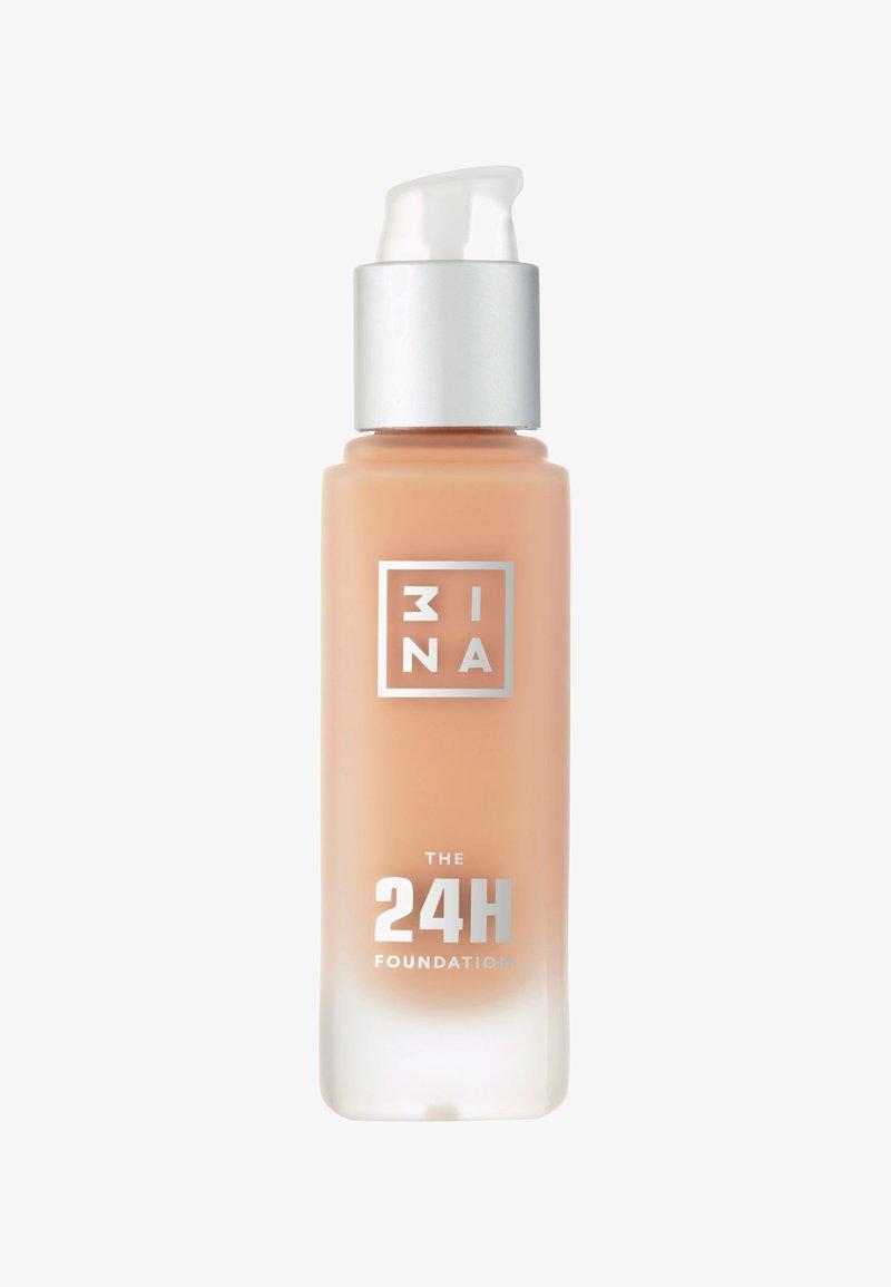 3ina - 3INA MAKEUP THE 24H FOUNDATION - Fondotinta - 609 natural beige
