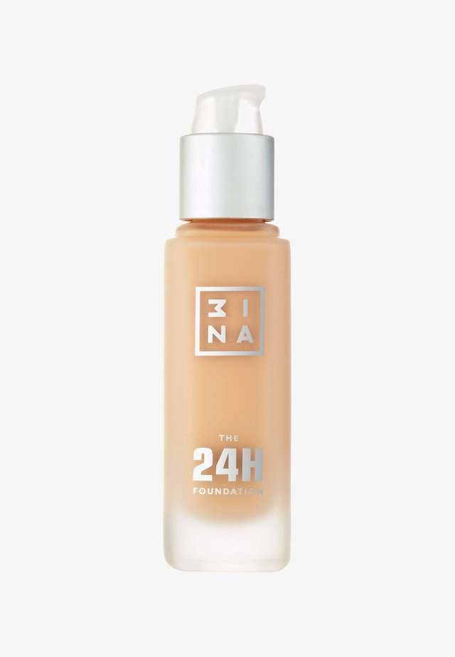 3INA MAKEUP THE 24H FOUNDATION - Foundation - 624 light caramel beige