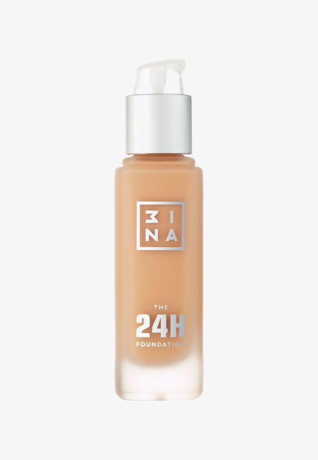 3INA MAKEUP THE 24H FOUNDATION - Foundation - 693 dark beige