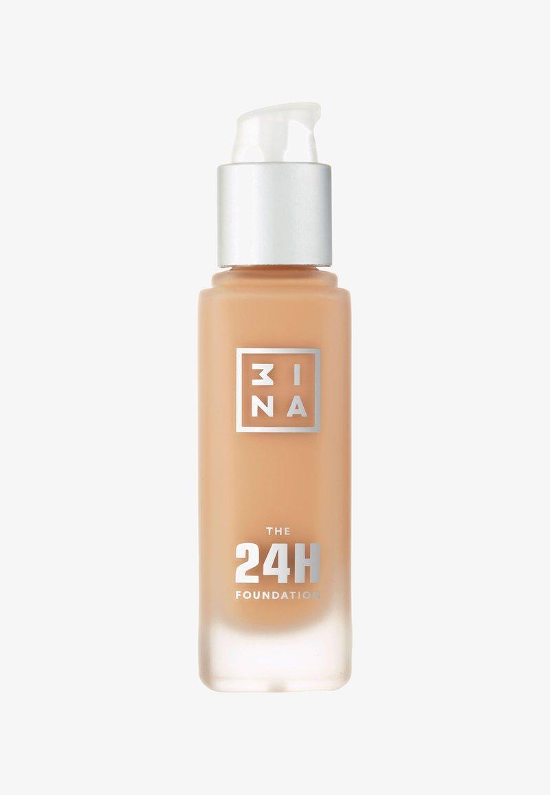 3ina - 3INA MAKEUP THE 24H FOUNDATION - Fondotinta - 693 dark beige
