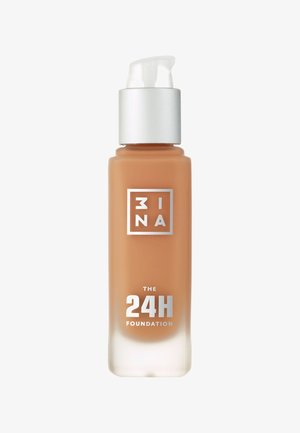 3INA MAKEUP THE 24H FOUNDATION - Fond de teint - 648 warm honey