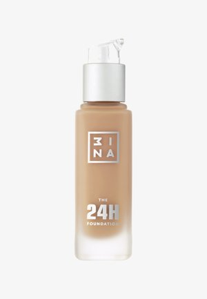 3INA MAKEUP THE 24H FOUNDATION - Fondotinta - 633 light pale beige
