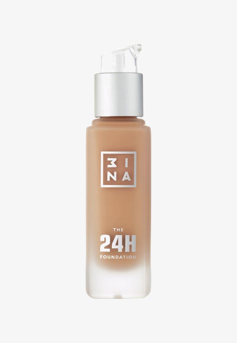 3ina - 3INA MAKEUP THE 24H FOUNDATION - Fond de teint - 618 nude beige