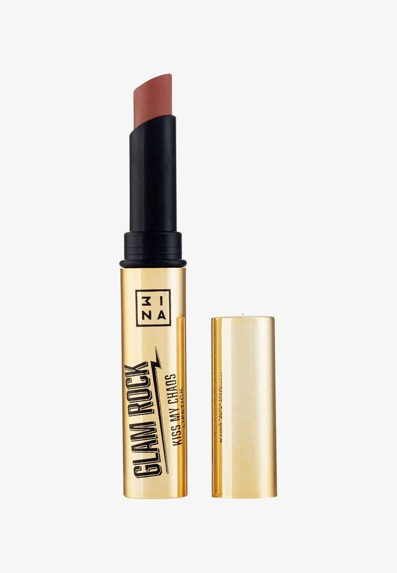 3ina - 3INA MAKEUP KISS MY CHAOS LIPSTICK 1,5 G - Lippenstift - nude