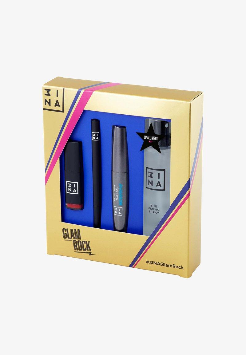 3ina - LIMITED EDITION XMAS KITS -UP ALL NIGHT - Kit make up - multi-coloured