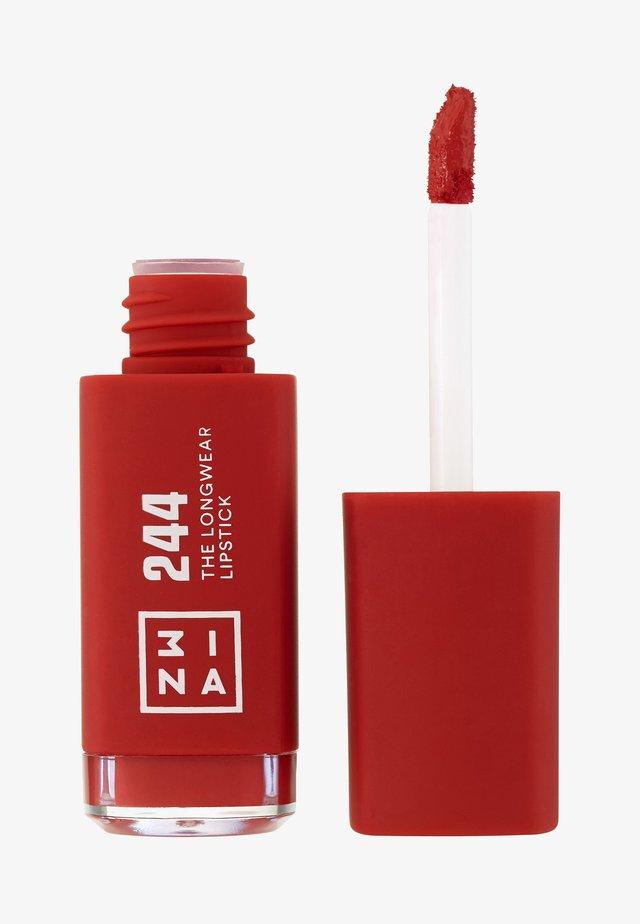 THE LONGWEAR LIPSTICK - Flytande läppstift - 244