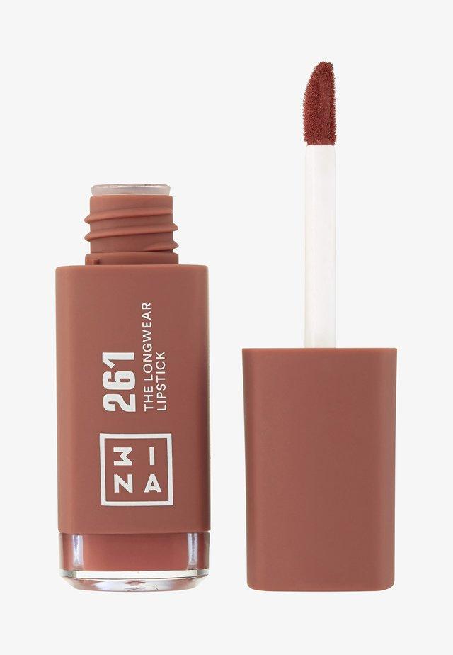 THE LONGWEAR LIPSTICK - Flydende læbestift - 261