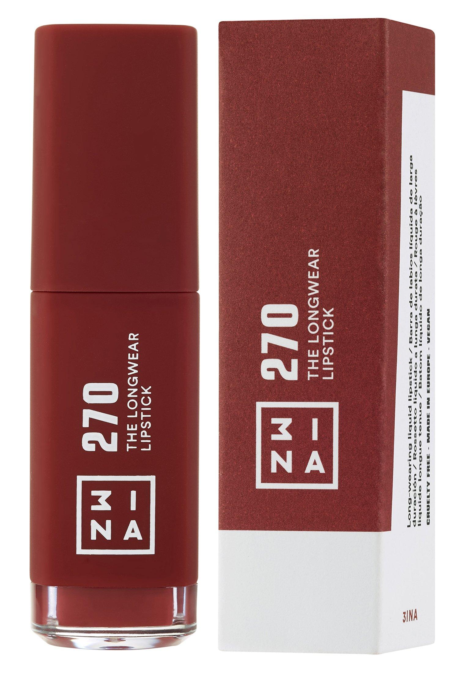 3ina THE LONGWEAR LIPSTICK - Flytande läppstift - 270