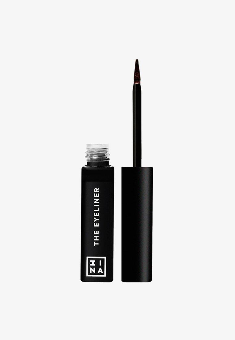 3ina - COLOR EYELINER - Eyeliner - 500 black