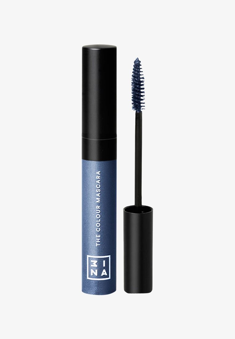 3ina - COLOR MASCARA 14ML - Mascara - 101 dark blue