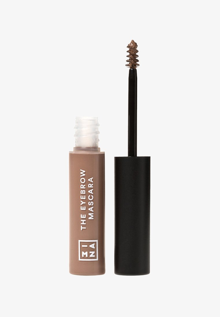 3ina - EYEBROW MASCARA - Wenkbrauwgel - 202 brown