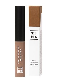 3ina - EYEBROW MASCARA - Wenkbrauwgel - 202 brown - 1