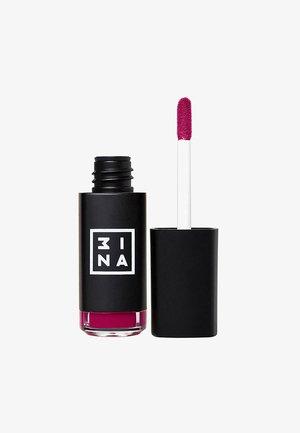 LONGWEAR LIPSTICK - Flydende læbestift - 501 dark framboise