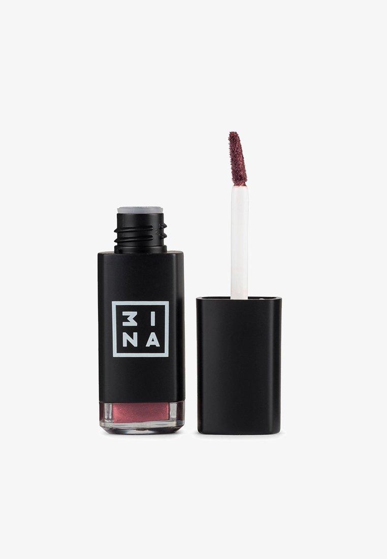 3ina - LONGWEAR LIPSTICK - Flydende læbestift - 510 maroon