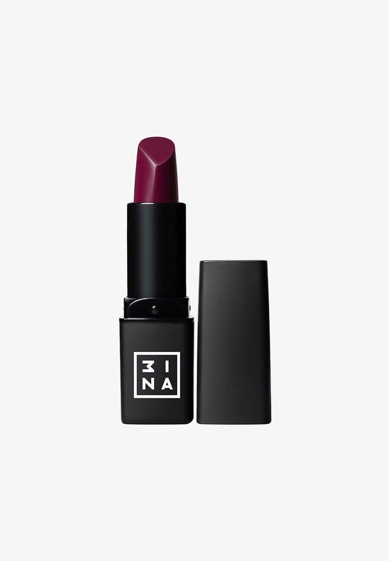 3ina - MATTE LIPSTICK - Læbestifte - 414 dark maroon