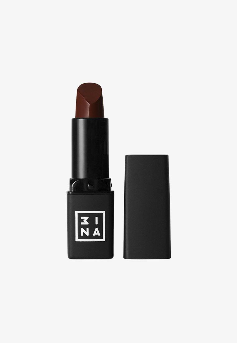 3ina - MATTE LIPSTICK - Lippenstift - 420 brown