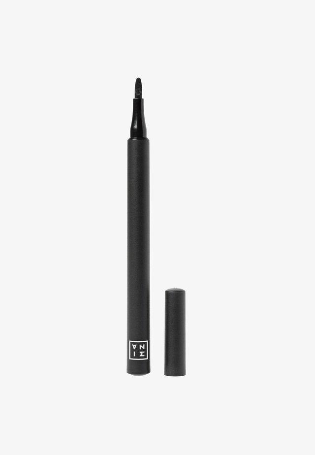 2 IN 1 PEN EYELINER  - Eyeliner - black