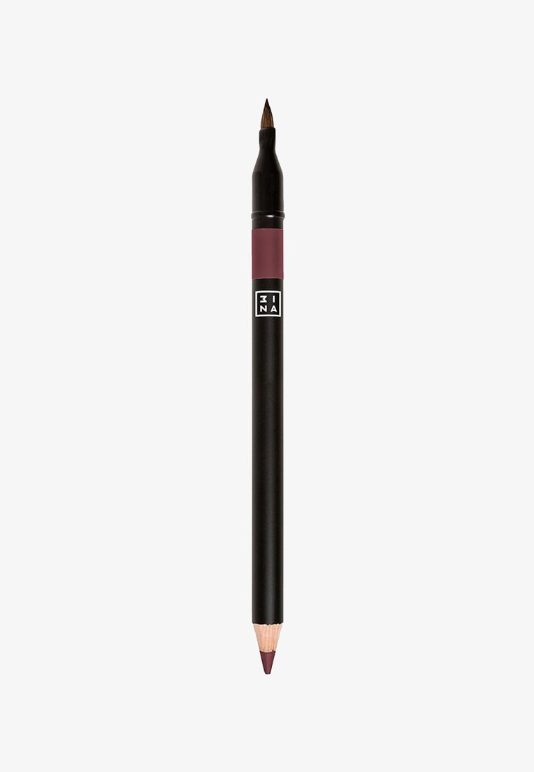 3ina - LIP PENCIL WITH APPLICATOR - Lippenkonturenstift - 511 dark nude pink