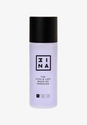 THE EYES & LIPS MAKE UP REMOVER 125ML - Make up fjernere - neutral