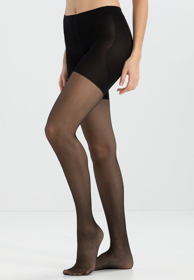 20 DEN FORMING EFFECT  - Tights - black